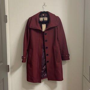 Burberry wood Coat